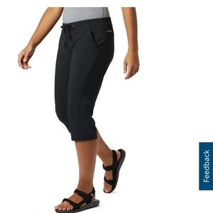 Columbia Anytime Outdoor Capris Size 4 NWT